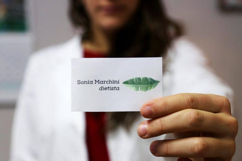 dietista - nutrizionista Sonia Marchini