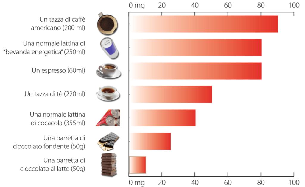 dietista - nutrizionista Sonia Marchini caffeina
