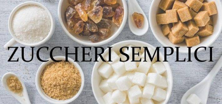 dietista - nutrizionista Sonia Marchini zuccheri